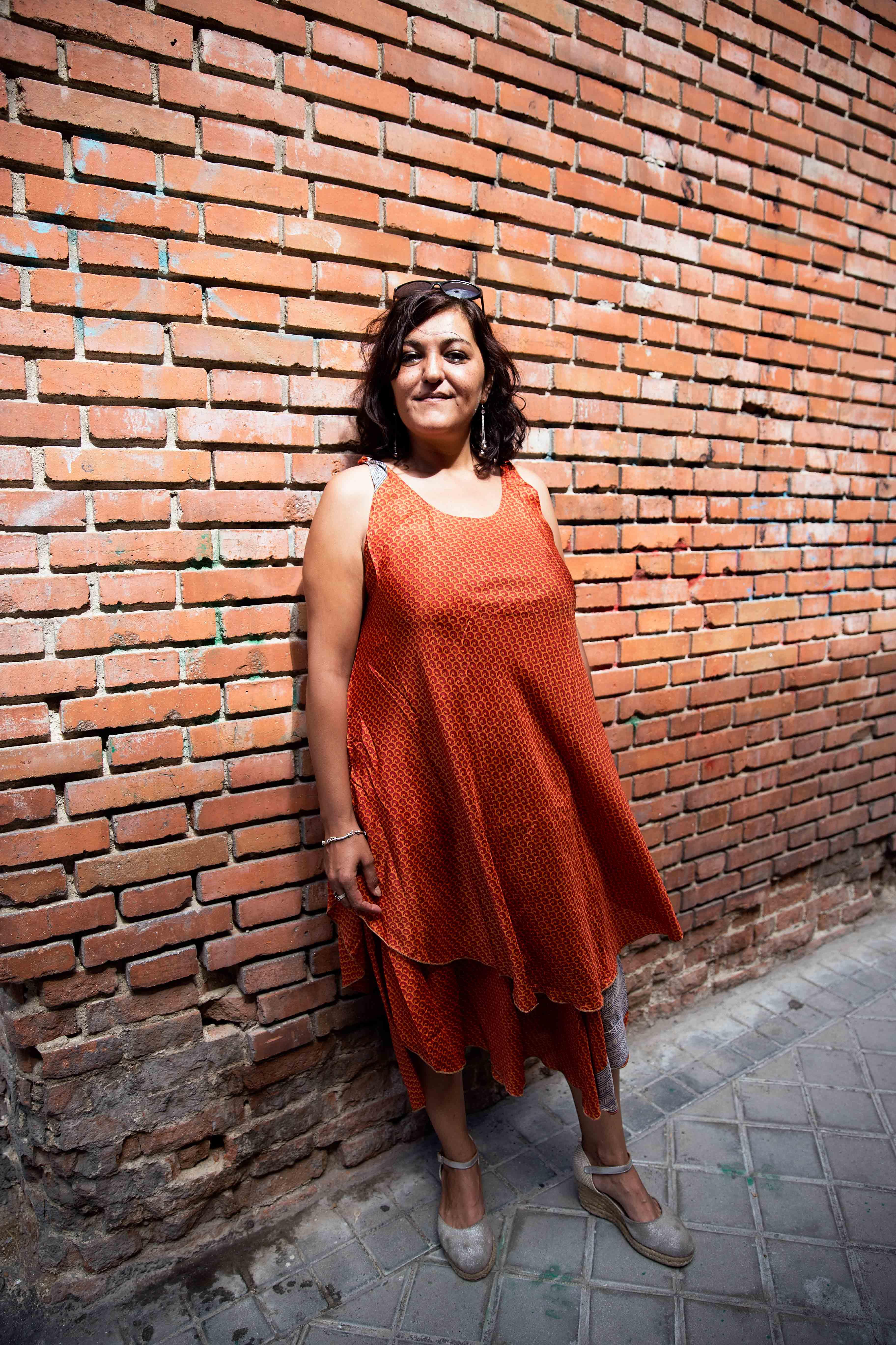 Celia Montoya from Ververipen. Photo by Bex Wade